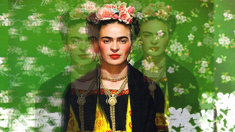 frida kahlo vogue art